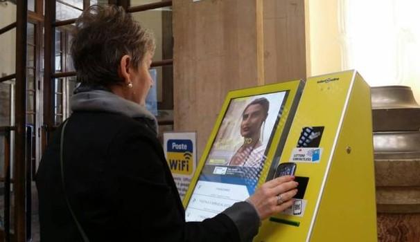SERVIZI – Ticket elettronico alle Poste, basta un click