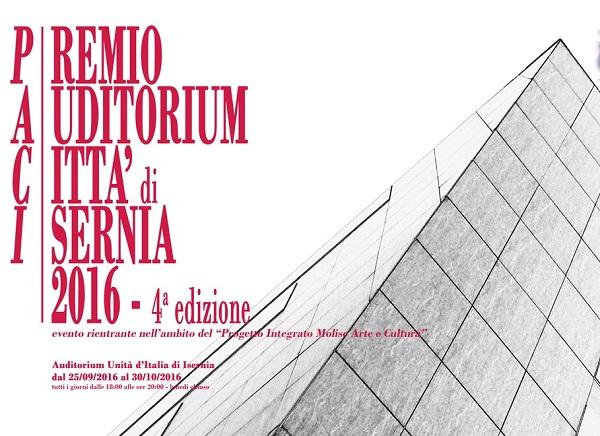 CULTURA ? P.A.C.I. 2016, al via il Premio Auditorium Citt? di Isernia