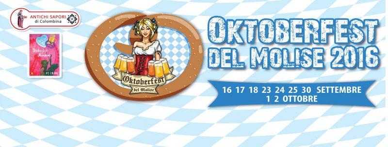 EVENTI – Oktoberfest del Molise 2016, appuntamento a Frosolone