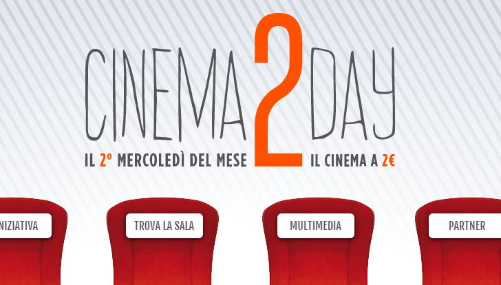 Cinema a due euro, tutto esaurito all'Oddo