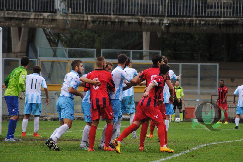 Calcio, serie D. Pareggio per il Campobasso (I RISULTATI)