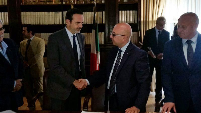 """Beni culturali provinciali, MiBACT e Regione Molise firmano l?accordo. Frattura: """"Primi in Italia"""""""