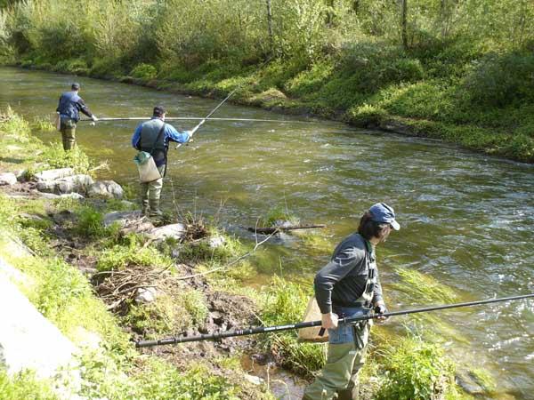 SPORT – Isernia campione d'Italia di pesca a mosca