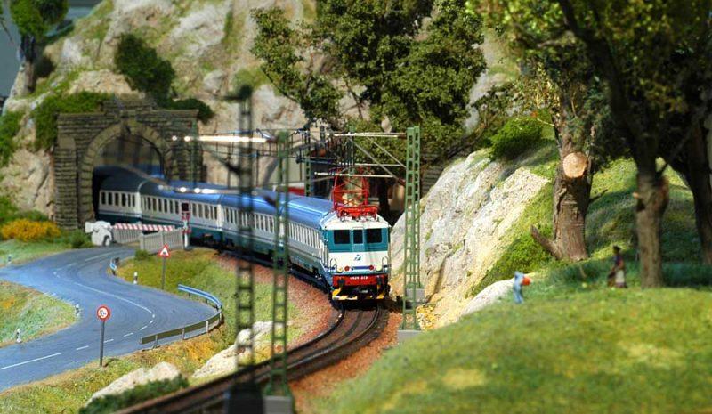 INIZIATIVE – A Baranello il mondo del modellismo ferroviario in mostra
