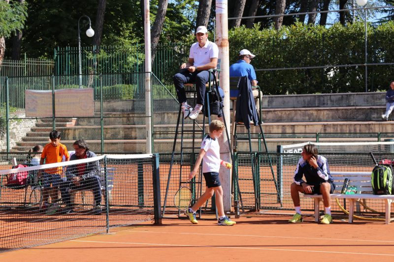 Tennis, al via le fasi finali scudetto under 12 a squadre