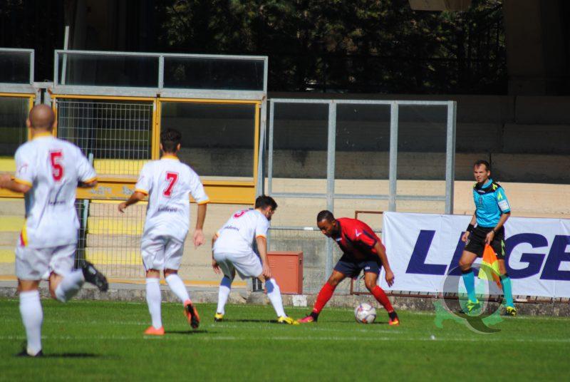 Calcio, serie D. Ancora un pareggio per il Campobasso (I RISULTATI)
