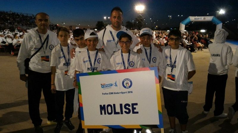 Calcio giovanile. Trofeo Coni, 4? posto a livello nazionale per la San Leucio Isernia