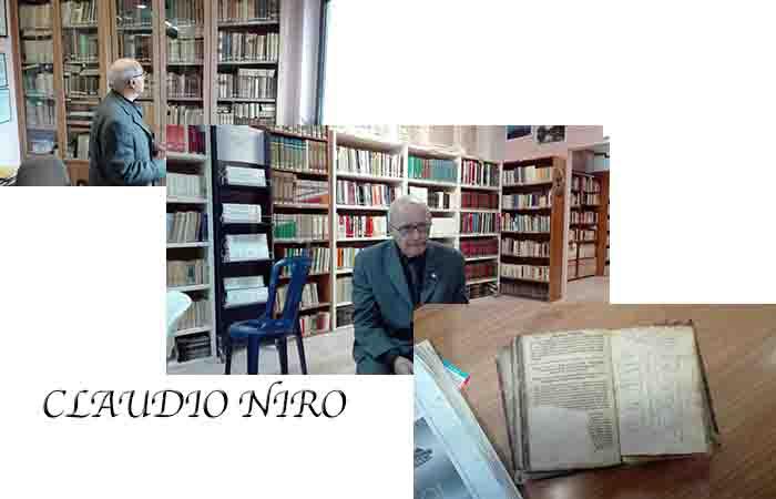 """CULTURA – Niro, """"Invito alla conoscenza dei Sanniti"""""""