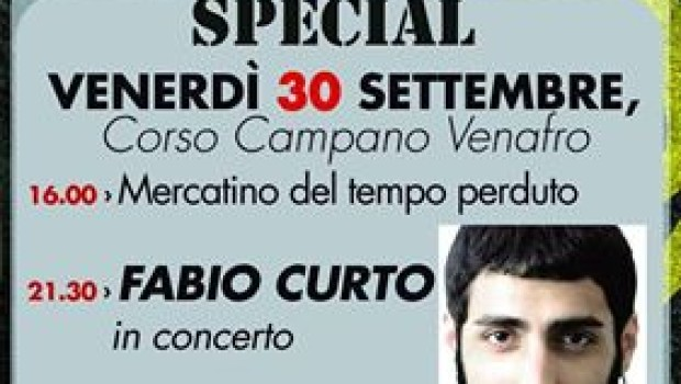 EVENTI – Festival delle Contaminazioni, Fabio Curto in concerto