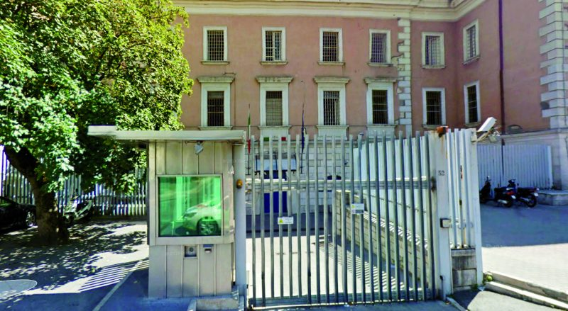 Droga sequestrata all'interno del carcere