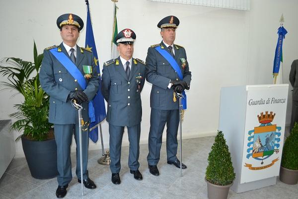 Guardia di Finanza, il colonnello Simeone nuovo Comandante provinciale di Isernia