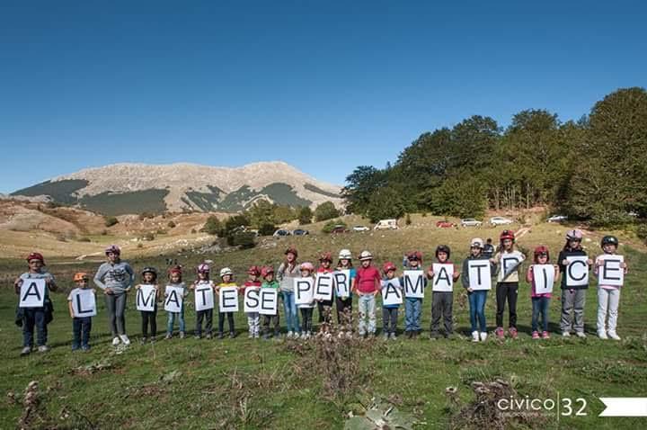 """""""ALMAtese per AMAtrice"""", un'escursione solidale per i terremotati"""