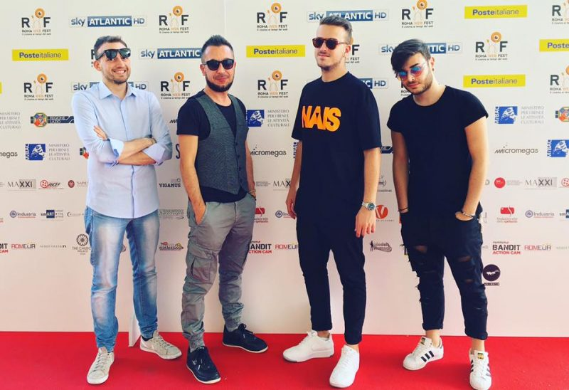 La Banda protagonista al Roma Web Festival, il racconto del viaggio (VIDEO)