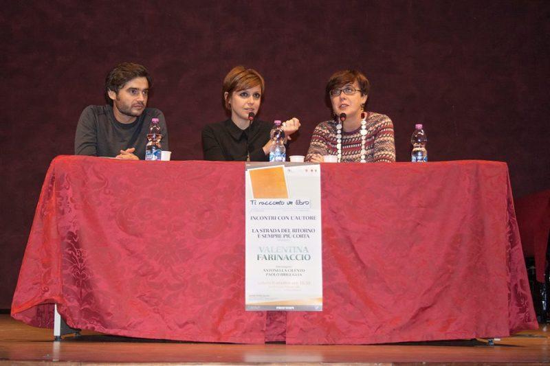 Libri/Folto pubblico ieri alla Gil per il primo romanzo di Valentina Farinaccio