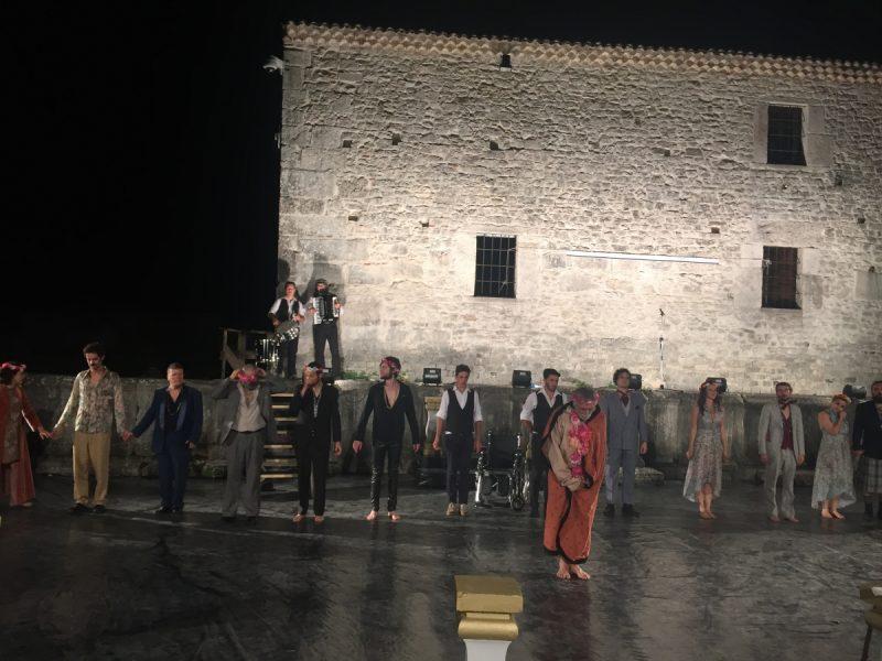 Il Re Lear di Stefano Sabelli dal 28 ottobre al Teatro Orologio di Roma