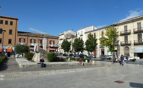 Isernia, isola pedonale in via sperimentale lungo Corso Garibaldi