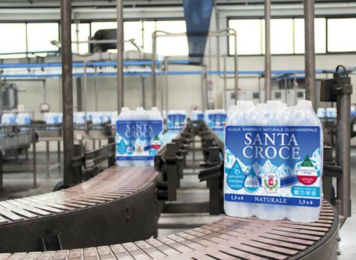 Acqua Santa Croce, sorgenti chiuse e lavoratori in mobilit
