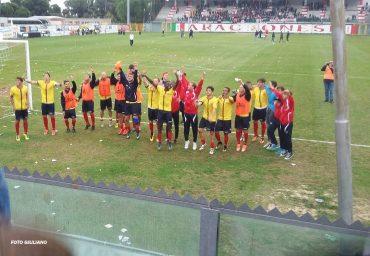 Dilettanti Girone F, risultati e classifica della 7^giornata: Campobasso vince a Vasto, l'Olympia in vetta