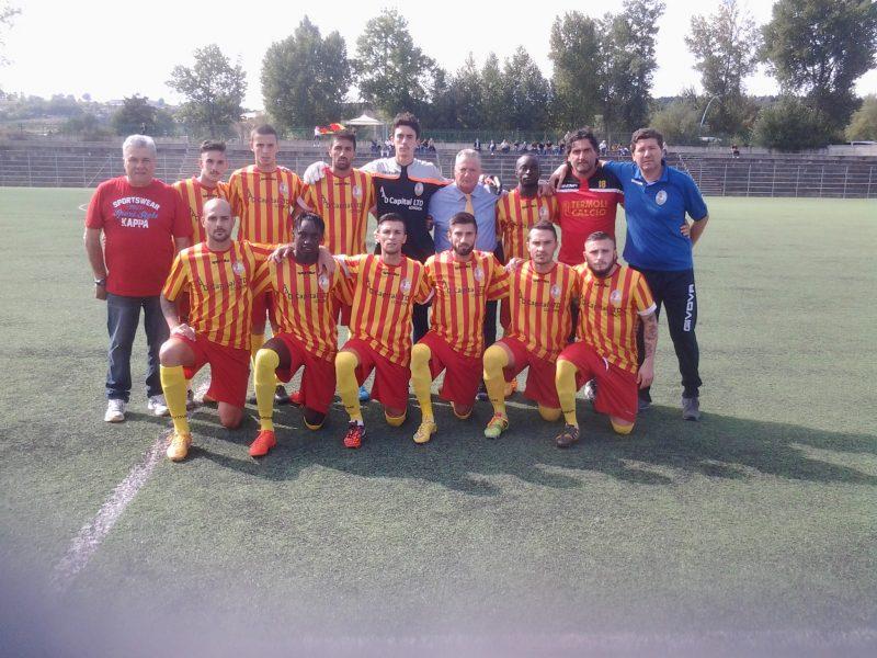 Calcio, Eccellenza girone A, risultati e classifica 6^ giornata