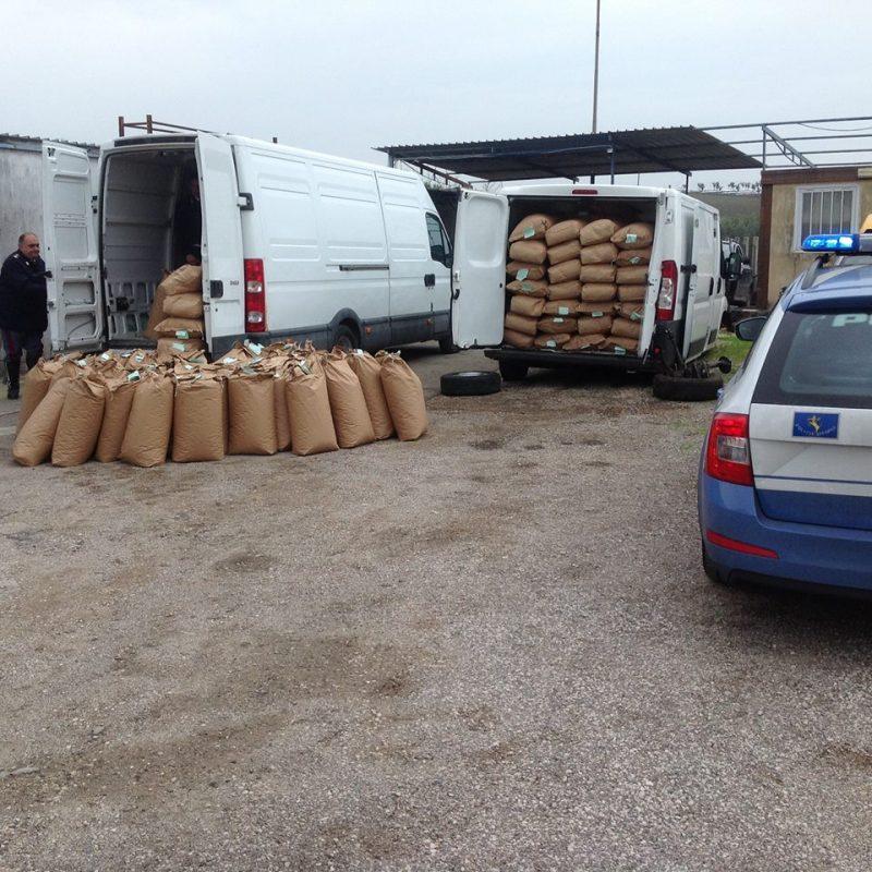 Furti da mezzi pesanti tra Abruzzo e Molise, sgominata banda pugliese