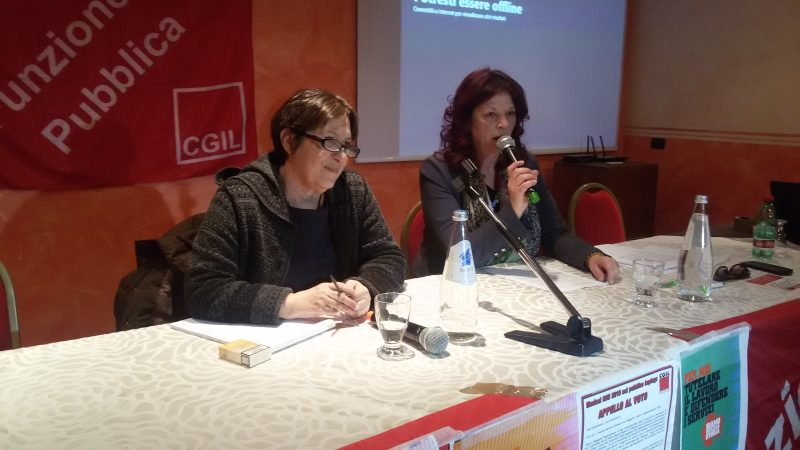 Cgil, firmati i contratti nazionali Sanità ed Enti Locali
