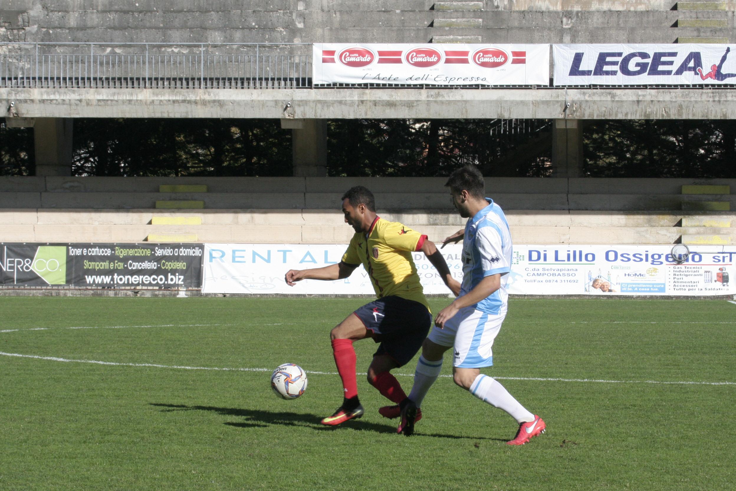 Serie D, Campobasso sotterrato dal San Nicolò
