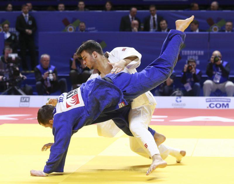 Sabato 12 novembre a Isernia l'oro olimpico di judo Fabio Basile