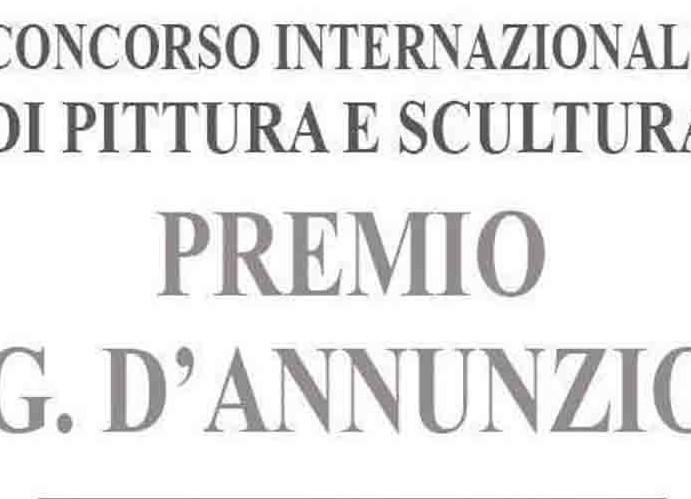 """INIZIATIVE – Arriva la XXIX edizione del """"Premio G.D'Annunzio"""""""
