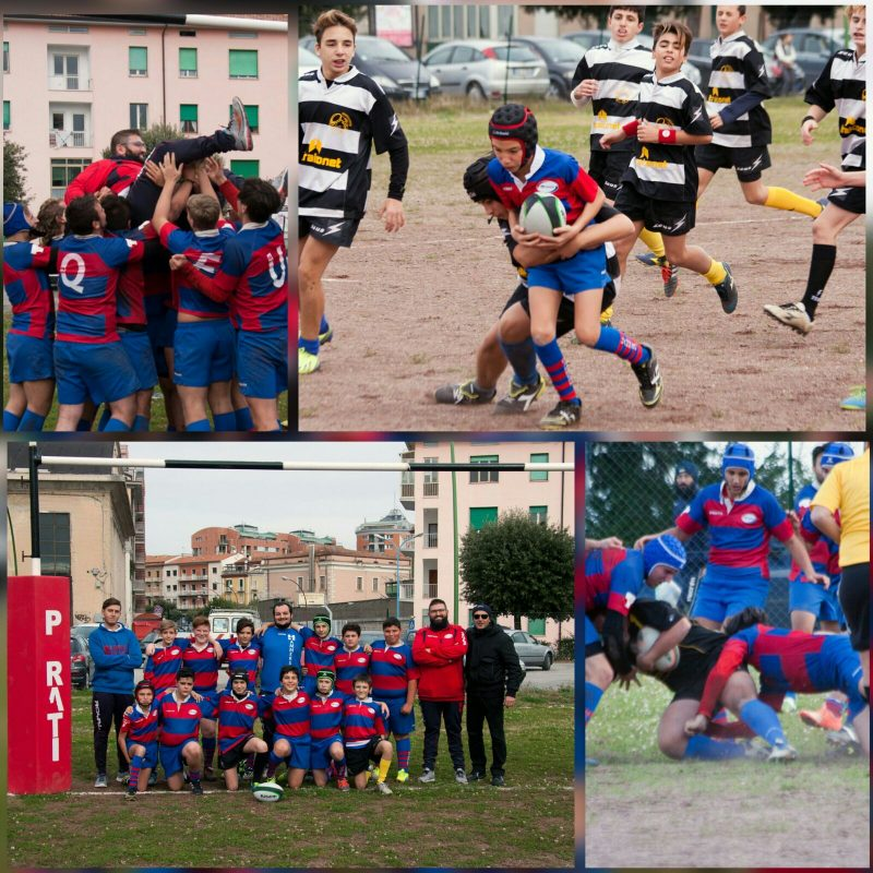 SPORT – Hammers Rugby Cb, il sonoro 24-5