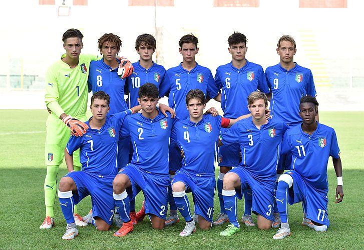 Nazionale under 17, convocati tre calciatori molisani