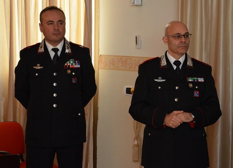 Presentato il Calendario 2017 dell'Arma dei Carabinieri