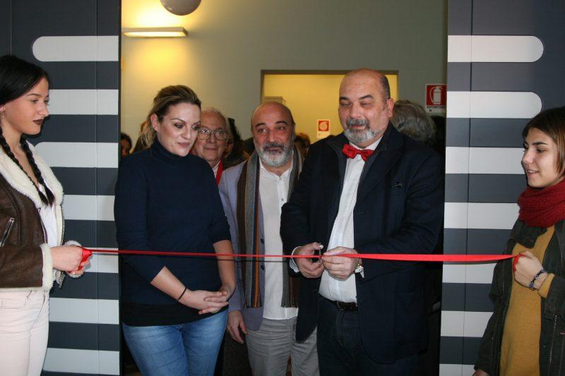Inaugurata al Palazzo Gil la galleria dedicata a Elena Ciamarra