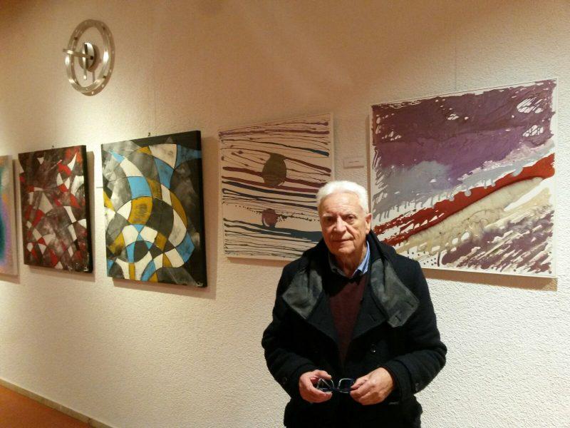 Le opere di Antonio Corbo in esposizione a Stoccarda fino al 16 dicembre