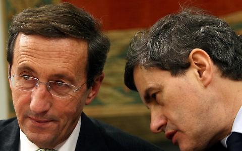 Fini ed Alemanno in Molise per spiegare le ragioni del No al Referendum
