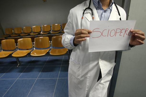 Sanità. I medici sono pronti allo sciopero il 28 novembre
