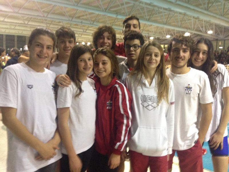 Il Molise trionfa nel Lazio: premiata l'H2O Sport
