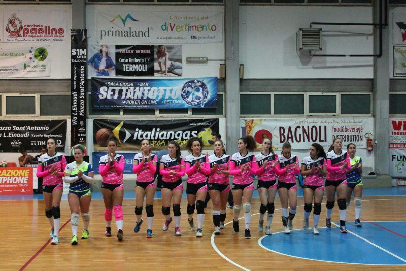 Prima Divisione femminile, l'Effe Sport non fallisce all'esordio