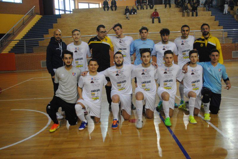 Il Cus Molise affonda L'Aquila Futsal