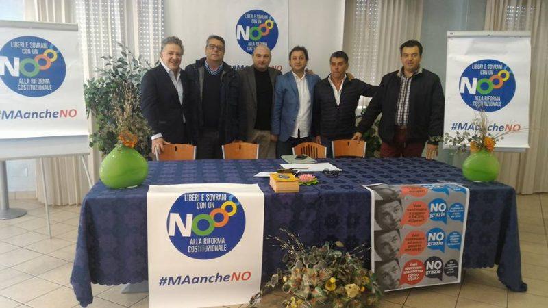 Convegno a Campomarino: le ragioni del NO