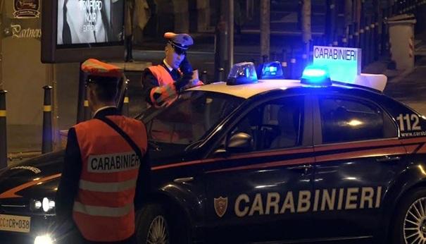 Minore fermato dai Carabinieri alla guida di un'auto rubata