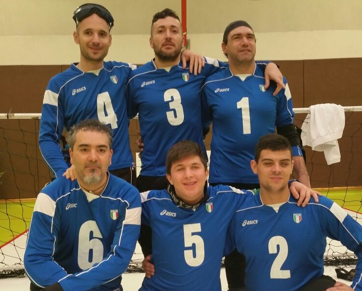 Torball, Italia terza al torneo internazionale di Nizza