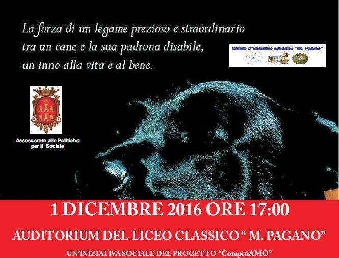 """La sedia di Lulù"""", una rinascita dopo una tragedia al Liceo Classico Mario Pagano"""