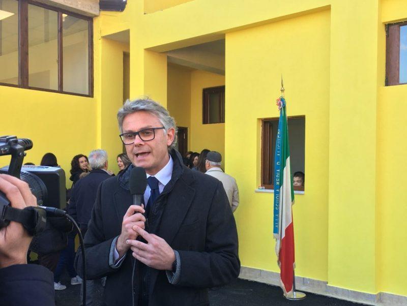 Cerro al Volturno, inaugurata la nuova scuola sicura