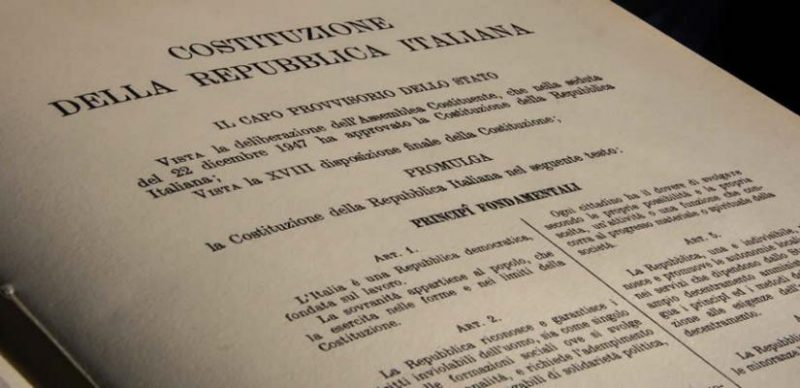 Referendum Costituzionale, in Molise l'affluenza alle ore 19,00 è del 52,31%