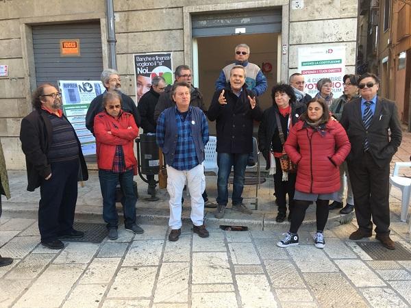 Referendum, la soddisfazione del Comitato per il No di Isernia