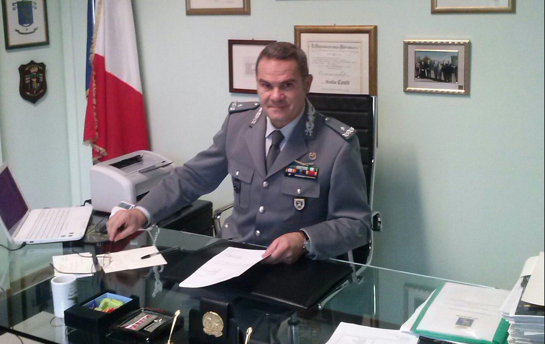 Guido Conti nuovo Comandante Regionale del Corpo Forestale