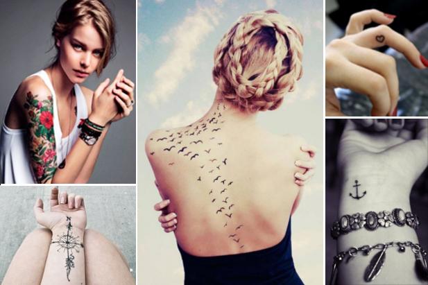 Allarme tatuaggi: aumentano le malattie della pelle