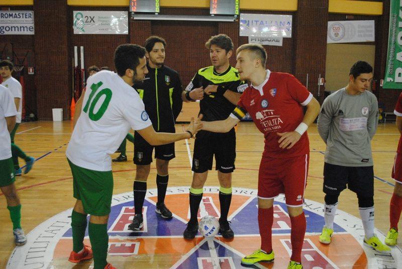 Calcio a 5: torna al successo l'under 21 del Cus Molise