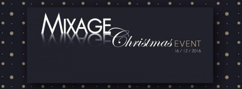 EVENTI – Mixage, questa sera il Christmas Party