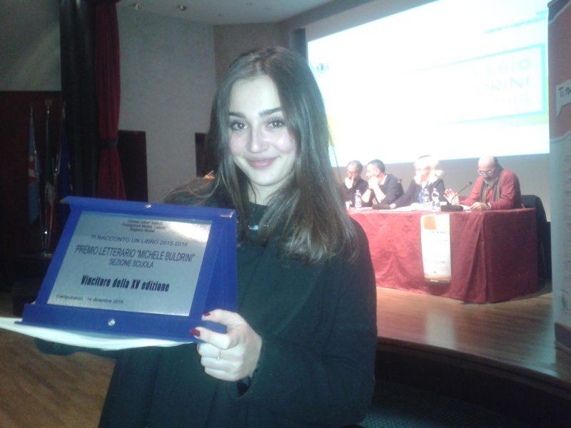 Cucaro e Quiquero vincitrici del premio di narrativa Michele Buldrini